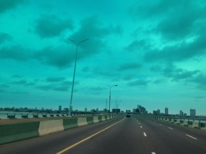 Third Mainland Bridge, Lagos...