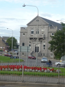 A former church building now housing a pub. I saw a number of those in Aberdeen, I wonder why?