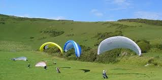 I would love love to go paragliding in Brighton! Brighton is lovely and being in the sky, the rush, the fear, the exhilaration! I can't wait to do this sometime! Photo courtesy highadventure.uk.com