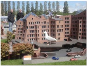 It is worth visiting Madurodam to see all of Netherlands on a miniature scale.