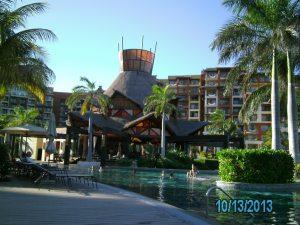 The beautiful Villa del Palma hotel, Cancun!