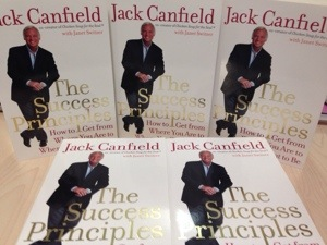 The Success Principles by Jack Canfield (My give-away book)!