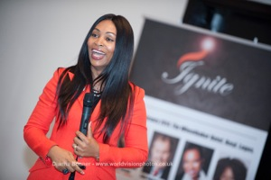 Udo Okonjo CEO Fine & Country West Africa, Founder of Ignite and visionary behind the WOW D.I.V.A.S network