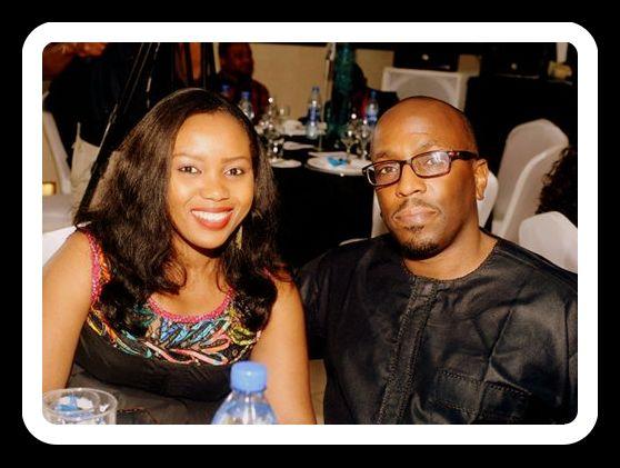 Shade & Folusho Ogunleye own & jointly run the Ice-Cream Factory