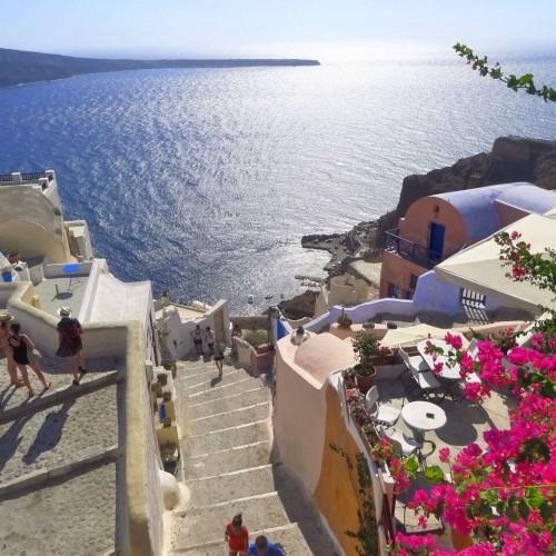 Santorini, Greece! On my bucket list!