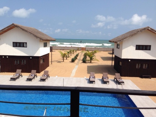 Kamp Ikare! Great getaway off the shore of Lagos