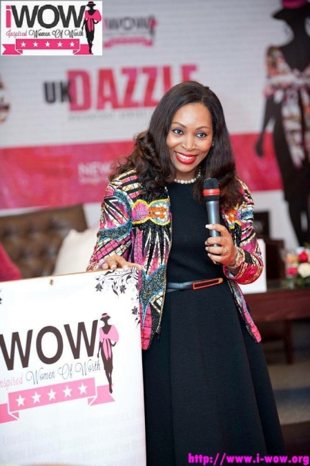 Founder and Visioner of the iWOW Network, Mrs Udo Okonjo