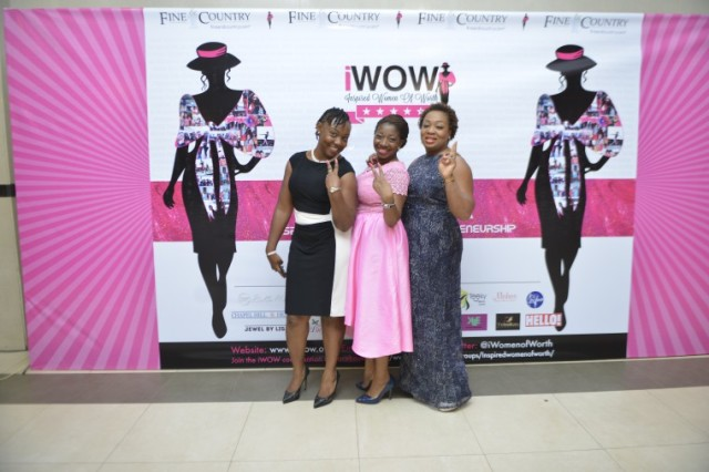 My sisters from the same Father, Akaji and Winfired. For more photos and official reports go to www.i-wow.org