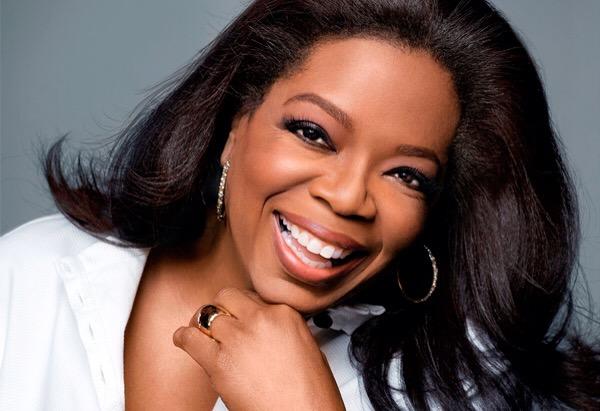 My friend, Oprah Winfrey