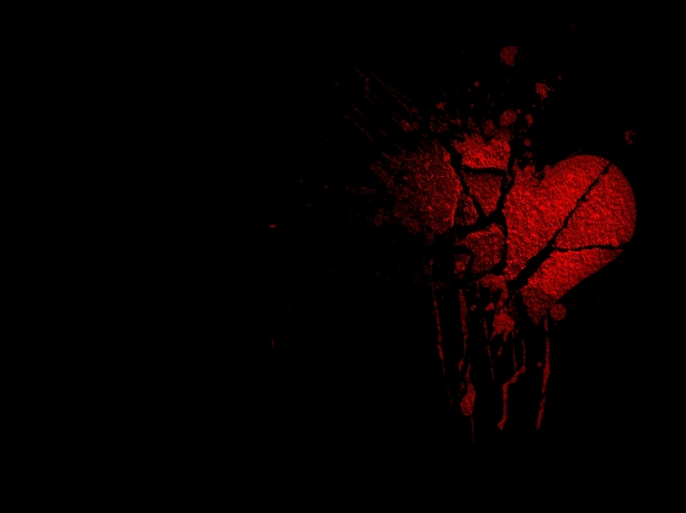 broken-heart-red-love-ppt-backgrounds-powerpoint
